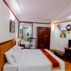 Отель A25 Hotel - Tue Tinh Вьетнам, Ханой - отзывы, цены и фото номеров - забронировать отель A25 Hotel - Tue Tinh онлайн сейф в номере