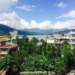 Отель President Непал, Лумбини - отзывы, цены и фото номеров - забронировать отель President онлайн балкон