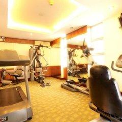 Отель Liberty Hotel Saigon Parkview Вьетнам, Хошимин - отзывы, цены и фото номеров - забронировать отель Liberty Hotel Saigon Parkview онлайн фитнесс-зал