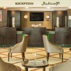 Отель Coral Dubai Deira Hotel ОАЭ, Дубай - 2 отзыва об отеле, цены и фото номеров - забронировать отель Coral Dubai Deira Hotel онлайн интерьер отеля фото 3