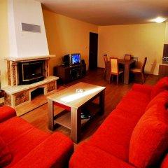 Отель The Castle Complex Пампорово комната для гостей фото 5