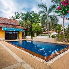 Отель Pailin Villa Phuket бассейн