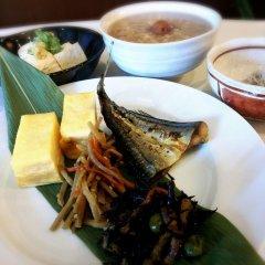 Hotel New Palace Начикатсуура питание фото 3