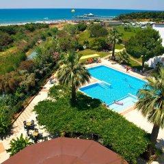 Diamond Sea Hotel Турция, Сиде - отзывы, цены и фото номеров - забронировать отель Diamond Sea Hotel онлайн балкон