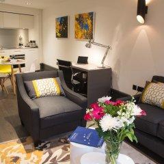 Отель Clarendon Garrick Street Великобритания, Лондон - отзывы, цены и фото номеров - забронировать отель Clarendon Garrick Street онлайн комната для гостей фото 3