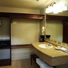Отель La Casa De Los Arcos Сан-Педро-Сула ванная