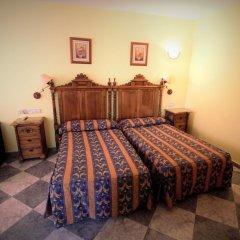 Отель Hostal Puerta de Monfragüe комната для гостей фото 2