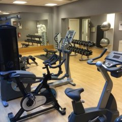 Отель Scandic Solli Oslo фитнесс-зал фото 3