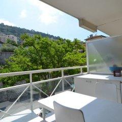 Отель MyNice Mont Boron Франция, Ницца - отзывы, цены и фото номеров - забронировать отель MyNice Mont Boron онлайн балкон