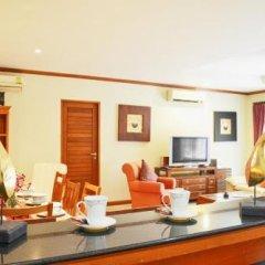 Отель Sun Paradise Villas Karon питание