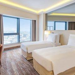 Radisson Blu Olympiyskiy Hotel Москва комната для гостей фото 9