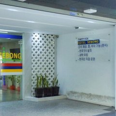 Sebong Hotel Ханой парковка
