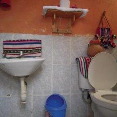 Отель Casa Inti Lodge ванная