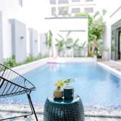Отель Volar Homestay бассейн