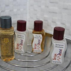 Siriusmi Hotel Чешме ванная