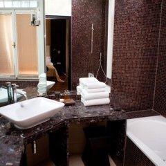 Отель MyPlace Premium Apartments Riverside Австрия, Вена - отзывы, цены и фото номеров - забронировать отель MyPlace Premium Apartments Riverside онлайн ванная