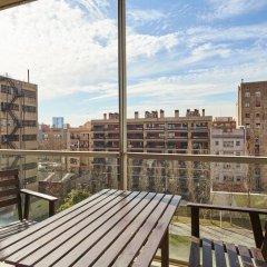 Апартаменты Ciutadella Park Apartments балкон фото 2