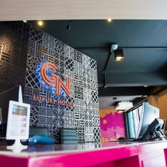 Gn Luxury Hostel Бангкок питание фото 2