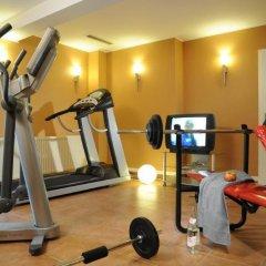 Отель Villa Viktoria фитнесс-зал фото 2