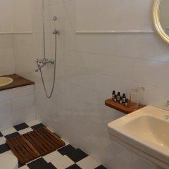Отель Villa Samudrawasa Шри-Ланка, Галле - отзывы, цены и фото номеров - забронировать отель Villa Samudrawasa онлайн ванная фото 2