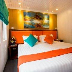 Отель L'Azalee Cruise Halong комната для гостей фото 3