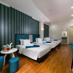 Tu Linh Legend Hotel комната для гостей фото 2