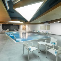 Radisson Blu Hotel & Residence, Riyadh Diplomatic Quarters бассейн