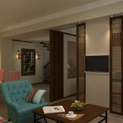 Отель Al Jasra Boutique комната для гостей фото 3