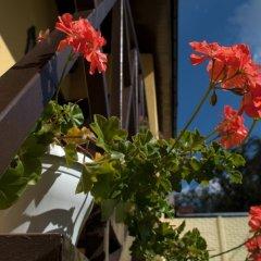 Гостиница Комплимент балкон