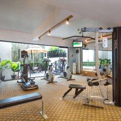 Saigon Prince Hotel фитнесс-зал фото 2