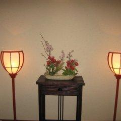 Отель Gensen no Yado Maruishi Ryokan Хакуба удобства в номере