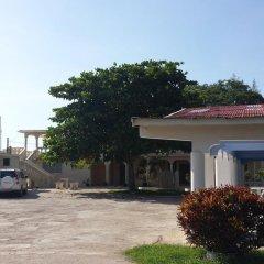 Отель Golden Sands Guest House Треже-Бич парковка