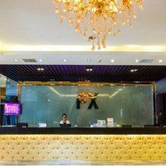 Отель FX Hotel Guan Qian Suzhou Китай, Сучжоу - отзывы, цены и фото номеров - забронировать отель FX Hotel Guan Qian Suzhou онлайн интерьер отеля фото 3