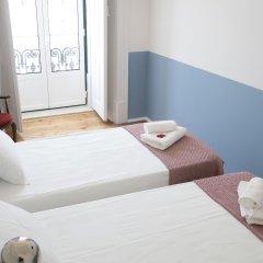 Отель Lisbon Check-In Guesthouse Португалия, Лиссабон - 2 отзыва об отеле, цены и фото номеров - забронировать отель Lisbon Check-In Guesthouse онлайн комната для гостей
