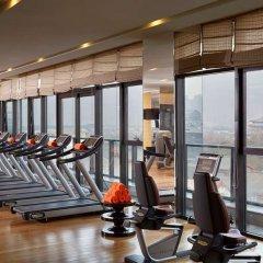 Отель Gran Meliá Xian Китай, Сиань - отзывы, цены и фото номеров - забронировать отель Gran Meliá Xian онлайн фитнесс-зал фото 4