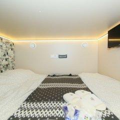 Kupe Capsule Hotel & Hostel комната для гостей фото 5