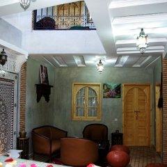 Отель Riad Mellouki Марокко, Марракеш - отзывы, цены и фото номеров - забронировать отель Riad Mellouki онлайн интерьер отеля фото 3