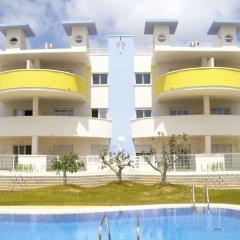 Отель Residencial Novogolf Испания, Ориуэла - отзывы, цены и фото номеров - забронировать отель Residencial Novogolf онлайн бассейн