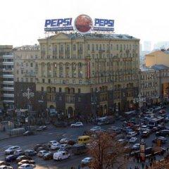 Апартаменты Moscow Suites Apartments Тверская