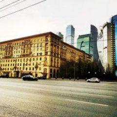 Апартаменты Moscow Good Apartments парковка