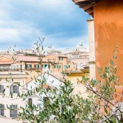 Отель Locazione Turistica Pantheon Panoramic Terrace Италия, Рим - отзывы, цены и фото номеров - забронировать отель Locazione Turistica Pantheon Panoramic Terrace онлайн балкон фото 2