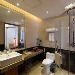 Отель Xiamen Harbor Mingzhu Сямынь ванная