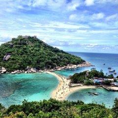 Апартаменты Koh Tao Heights Exclusive Apartments пляж фото 2