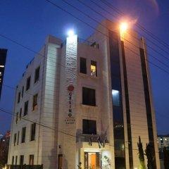 Отель Celino Hotel Иордания, Амман - отзывы, цены и фото номеров - забронировать отель Celino Hotel онлайн вид на фасад