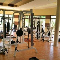 Отель Long Hai Beach Resort фитнесс-зал