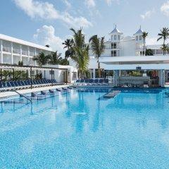 Отель Riu Bambu All Inclusive бассейн