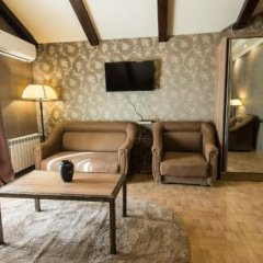 Ikalto Hotel Тбилиси удобства в номере фото 2