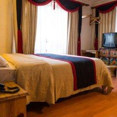Отель Ganesh Himal Непал, Катманду - отзывы, цены и фото номеров - забронировать отель Ganesh Himal онлайн комната для гостей фото 3