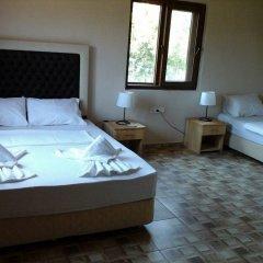 Отель Cirali Flora Pension комната для гостей фото 5