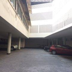 Green Hotel Бангкок парковка